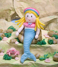 Mirabelle the Mermaid