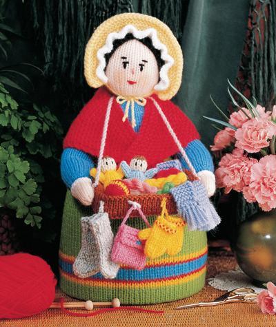 Pedlar Doll