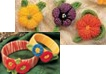 Flower Brooches and Flower Bracelets