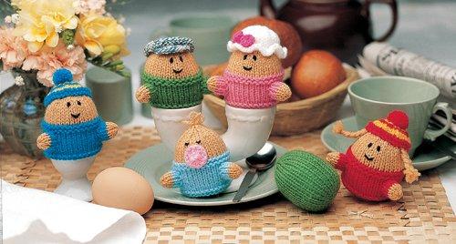 Egg Cosy Family