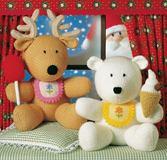 Reindeer and polar bear