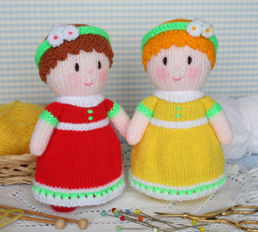 Free Toy Knitting Patterns Only : Jean Greenhowe Designs Official Website - Knitting patterns, knitted dolls, toys