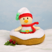 Christmas Duckling