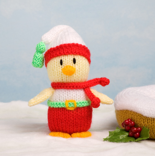 Christmas Duckling 2