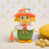 Easter Duckling 2