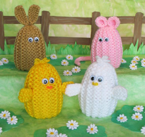 Jean greenhowe designs official website knitting patterns jean greenhowes easter egg treats negle Gallery