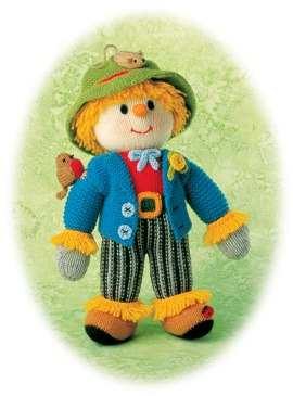 Jean Greenhowe Designs Knitted Toy Patterns