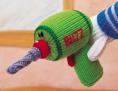 Buzz, the Red Nose Power Drill